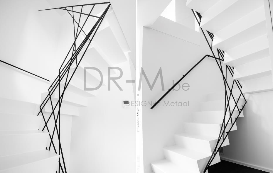 Designtrap, The art of Stairs, Bloktrap